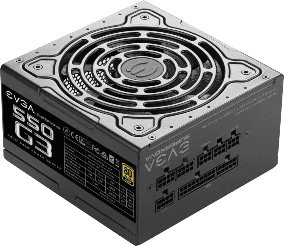 EVGA-SuperNOVA-G3-550W-80-Gold-PSU-for-i7-9700k-i9-9900k