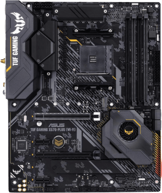 ASUS X570 TUF Gaming Plus Wifi