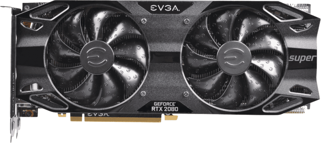EVGA RTX 2080 SUPER BLACK GAMING