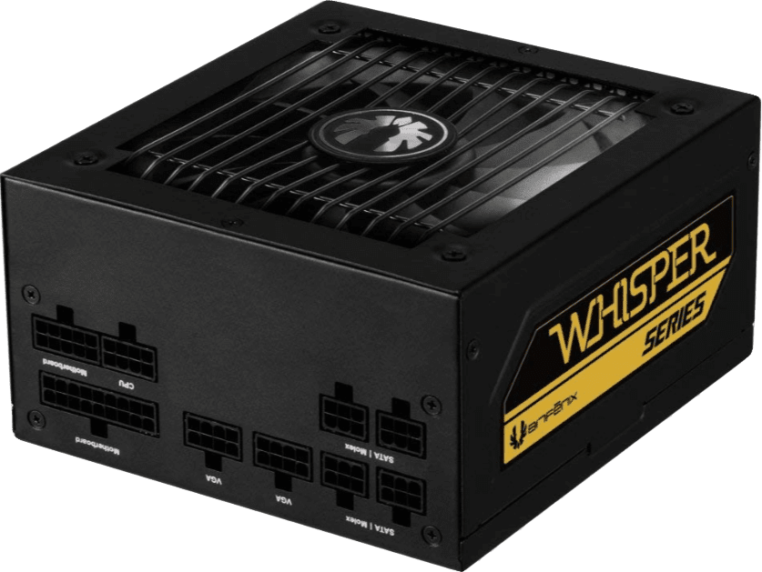 BitFenix Whisper 80 Plus Power Supply