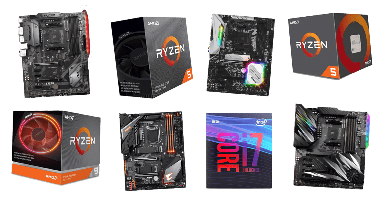 Best CPU Motherboard Combos