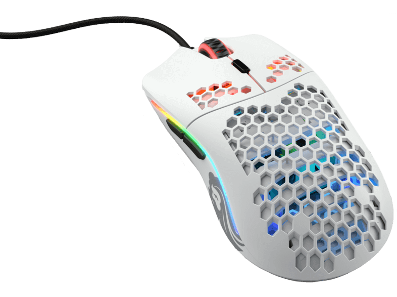 Glorious Model O White Gaming Mouse