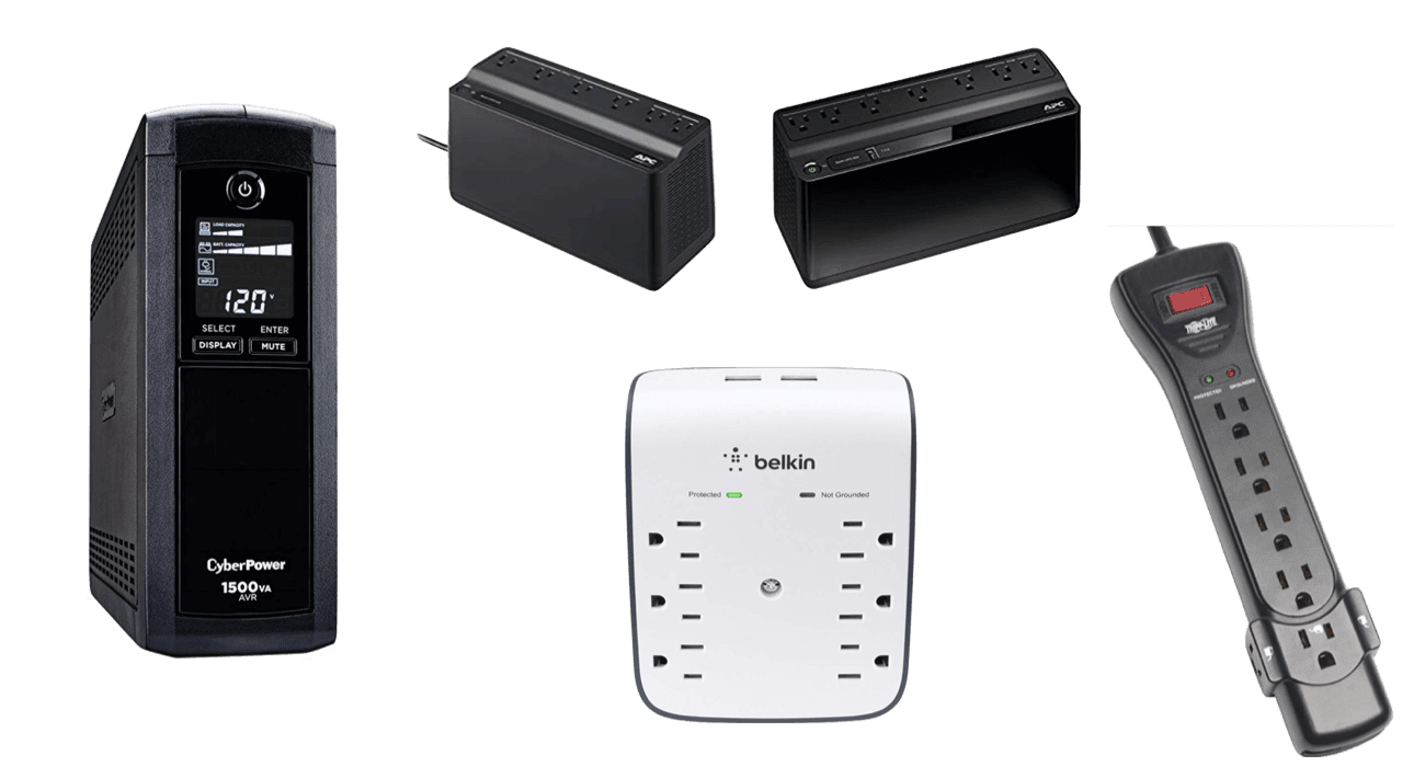 best Ups and surge protectors