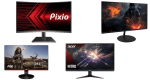 best gaming monitors under 200 dollars
