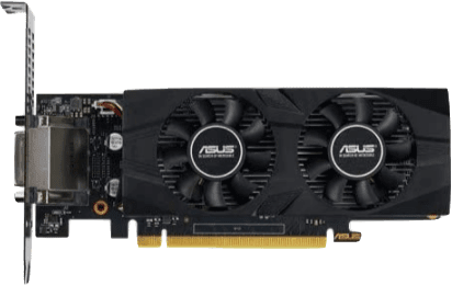 ASUS GTX 1650 Low Profile OC