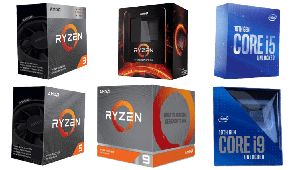 7 Best Cpus For 2020 Top Picks For Gaming Productivity Performance